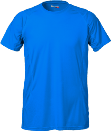 Fristads Acode Coolpass T-Shirt 1921 COL (Cool Blue)